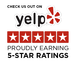 View my Yelp Page and Reviews